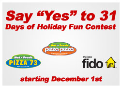 31 days of holiday fun